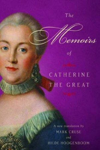 The Memoirs of Catherine the Great 9780812969870