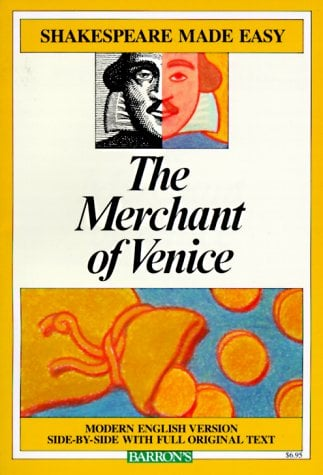 The Merchant of Venice 9780812035704