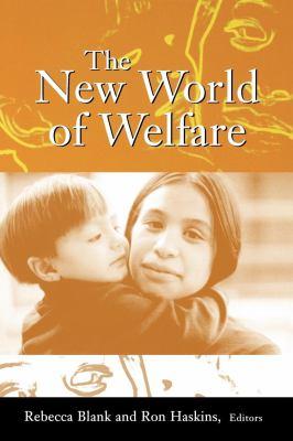 The New World of Welfare 9780815710110