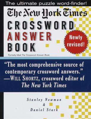 The New York Times Crossword Answer Book 9780812929720