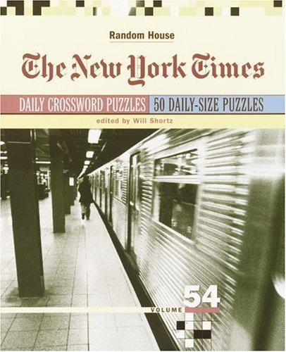 Nyt Daily Crossword Puzzles Vo 9780812936421