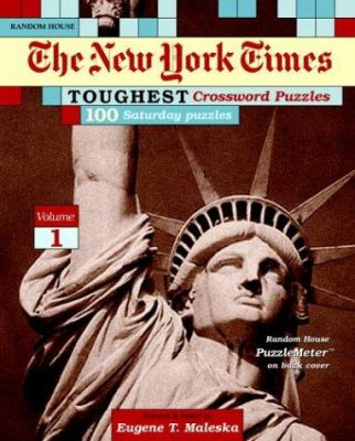 The New York Times Toughest Crossword Puzzles, Volume 1
