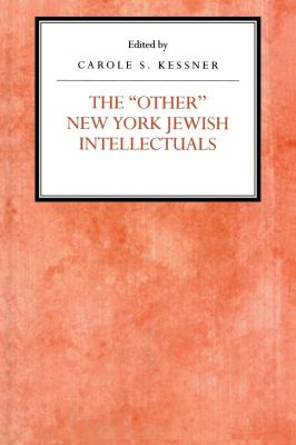 The Other New York Jewish Intellectuals 9780814746608