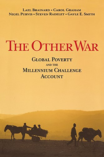 The Other War: Global Poverty and the Millennium Challenge Account 9780815711155
