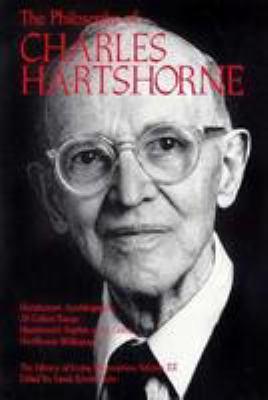 The Philosophy of Charles Hartshorne 9780812691481