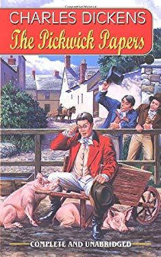 The Pickwick Papers 9780812567199