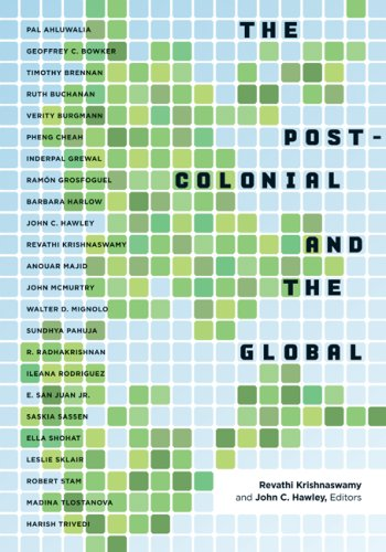 The Postcolonial and the Global 9780816646098