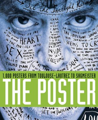 The Poster: 1,000 Posters from Toulouse-Lautrec to Sagmeister 9780810995888
