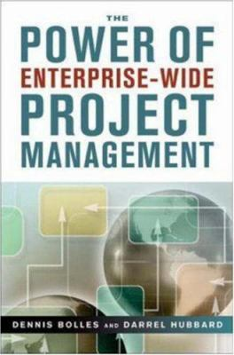 The Power of Enterprise-Wide Project Management 9780814474044
