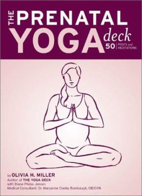 The Prenatal Yoga Deck 9780811836524