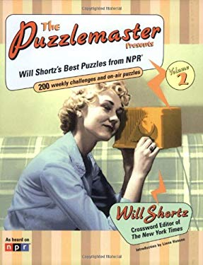 The Puzzlemaster Presents, Volume 2: Will Shortz's Best Puzzles from NPR 9780812935158