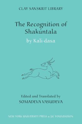 The Recognition of Shakuntala: Kashmir Recension 9780814788158