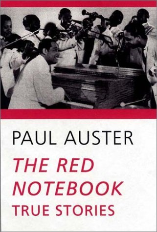 The Red Notebook: True Stories 9780811214988