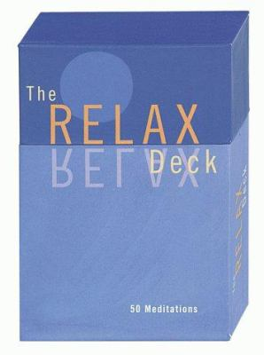 The Relax Deck: 50 Meditations 9780811825979