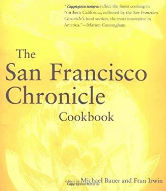 The San Francisco Chronicle Cookbook 9780811814454