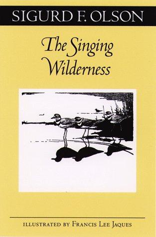 The Singing Wilderness 9780816629923