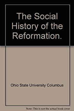 The Social history of the Reformation