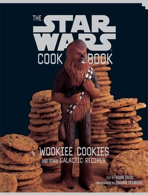 The Star Wars Cookbook: Wookiee Cookies and Other Galactic Recipes 9780811821841