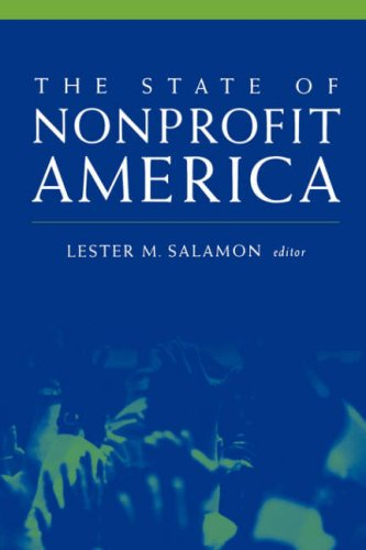 The State of Nonprofit America 9780815706236