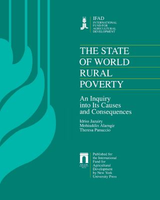 The State of World Rural Poverty 9780814737545