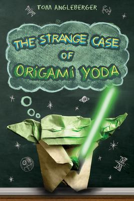 The Strange Case of Origami Yoda 9780810984257