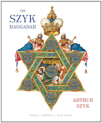 The Szyk Haggadah 9780810997530