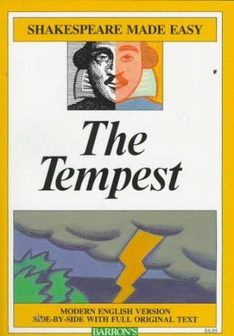 The Tempest 9780812036039