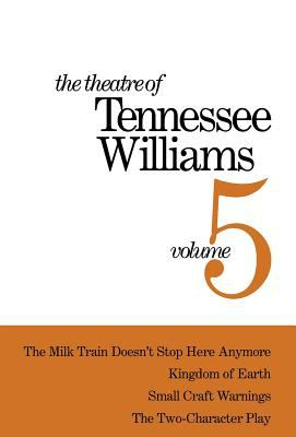 The Theatre of Tennessee Williams 9780811205931