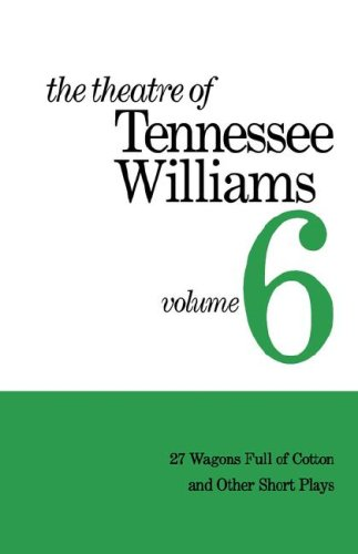 The Theatre of Tennessee Williams V6 9780811207942