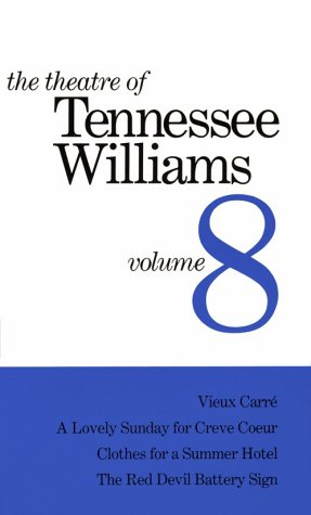 The Theatre of Tennessee Williams 9780811212014