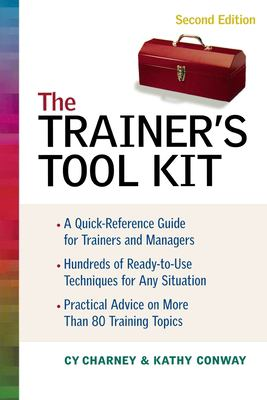 The Trainer's Tool Kit 9780814472682