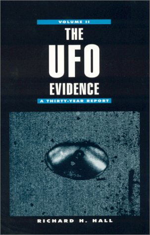 The UFO Evidence: Volume II, a Thirty-Year Report 9780810838819