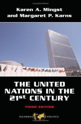 The United Nations in the 21st Century 9780813343464
