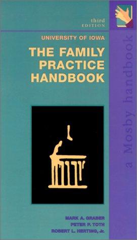 The University of Iowa Family Practice Handbook 9780815123958