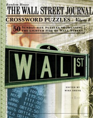 The Wall Street Journal Crossword Puzzles 9780812936407