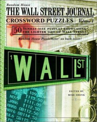 The Wall Street Journal Crossword Puzzles, Volume 1 9780812932058