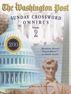 The Washington Post Sunday Crossword Omnibus, Volume 2 9780812934410