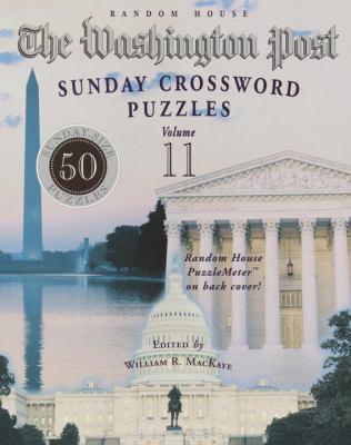 Washington Post Sunday Cro-V11 9780812934540