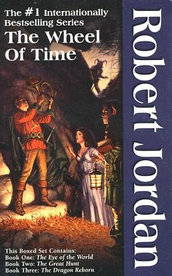 The Wheel of Time, Boxed Set I, Books 1-3: The Eye of the World, the Great Hunt, the Dragon Reborn 9780812538366