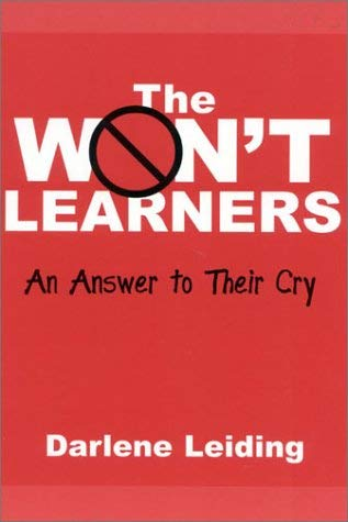 The Won't Learners