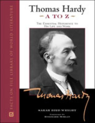 Thomas Hardy A to Z 9780816042890
