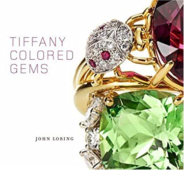 Tiffany Colored Gems 9780810994089