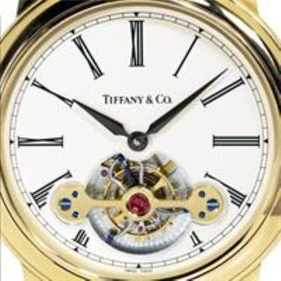 Tiffany Timepieces 9780810955929