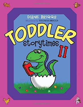Toddler Storytimes II 9780810860575