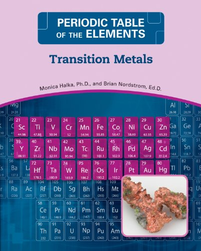 Transition Metals 9780816073719