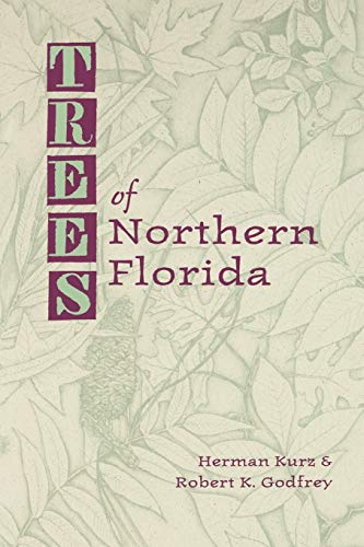 Trees of Northern Florida 9780813006666