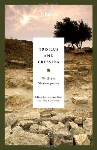 Troilus and Cressida 9780812969313