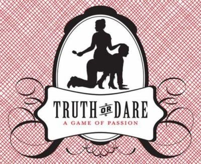 Truth or Dare: A Game of Passion [With Dice and Cards and Gameboard] 9780811859417