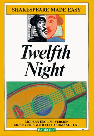 Twelfth Night 9780812036046