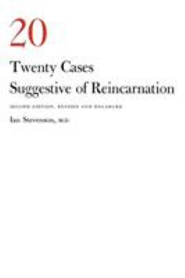 Twenty Cases Suggestive of Reincarnation, 2D 9780813908724